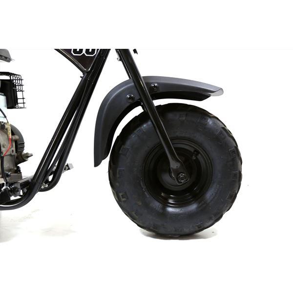 Baja Big Wheel Black 80cc 59cm All Terrain Kids Sand Bike