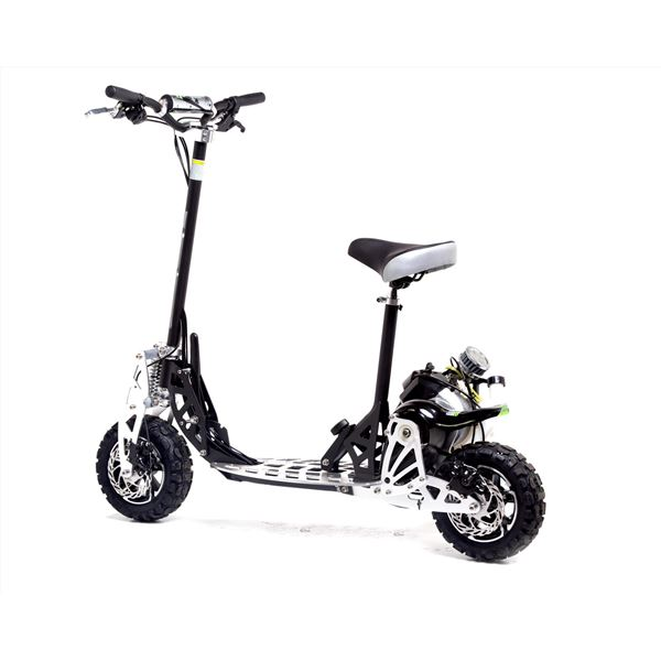 Uber Scoot 2 Speed 50cc Petrol Scooter Big Wheel Off Road