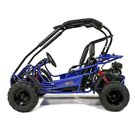 FunBikes GT80 200cc Blue Midi Off Road Buggy