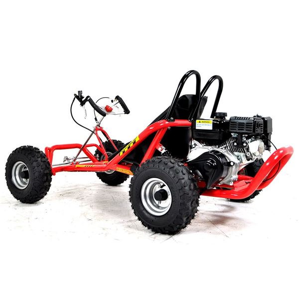 FunBikes The Drift 2 2015 200cc Red Go Kart