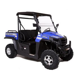 Hisun Sector 250cc Blue Off Road Utility Buggy