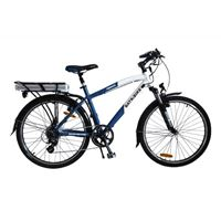 Batribike Granite Pro 250w Blue Electric Mountain Bike