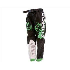 Chaos Kids Off Road Race Trouser Green
