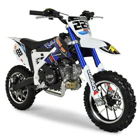 FunBikes Cobra 4S 50cc 62cm Blue Kids Mini Dirt Bike