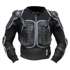 Wulf-Sports Adults Safety Jacket