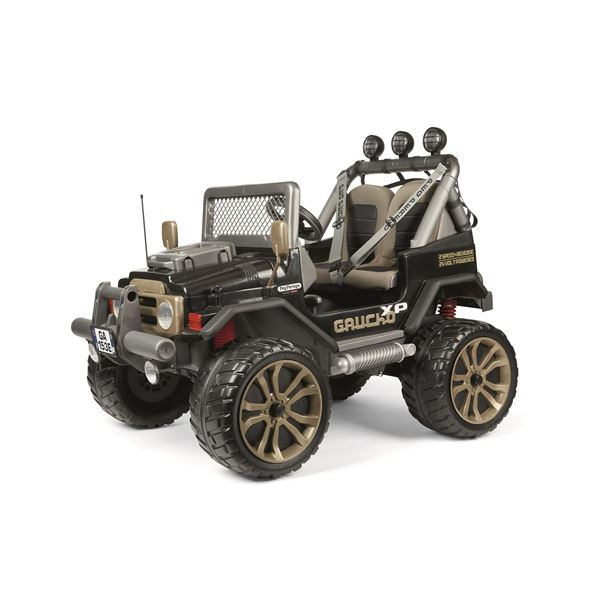 Peg Perego Gaucho XP Kids Off Road 24v Ride On Quad