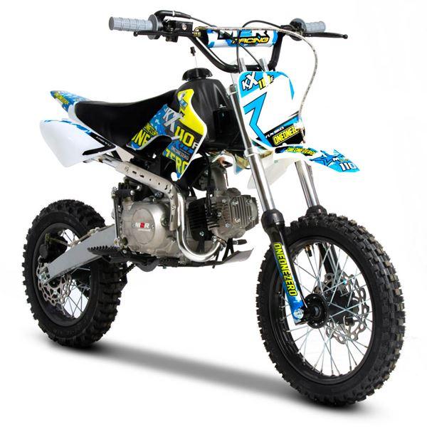 M2R Racing KX110F 110cc 76cm Blue Pit Bike