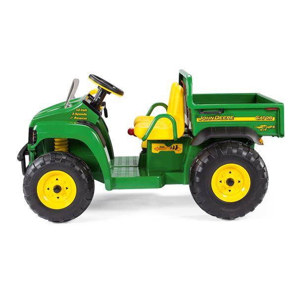 Peg Perego John Deere 12v Gator Hpx Ride On Tractor