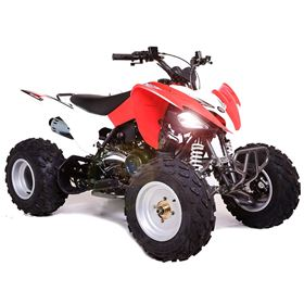 Pentora 150cc Red Adult Quad Bike