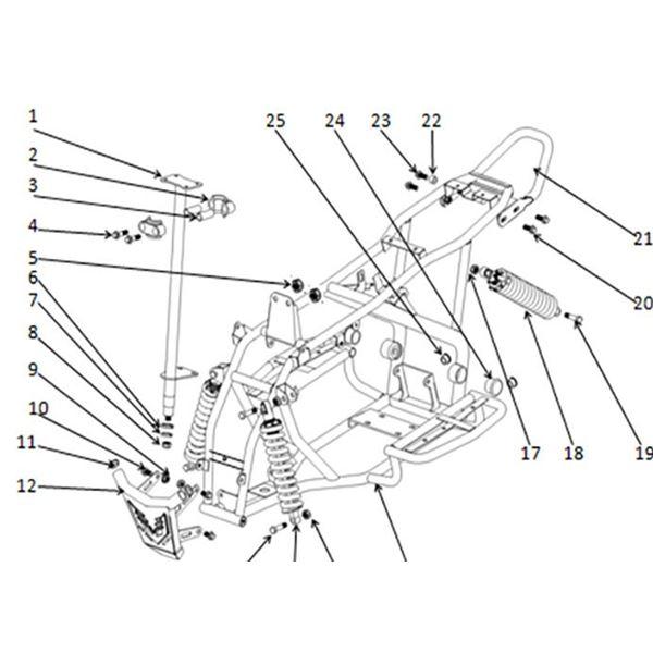 Kill Swith 49cc Pocket Bike Wiring Diagram