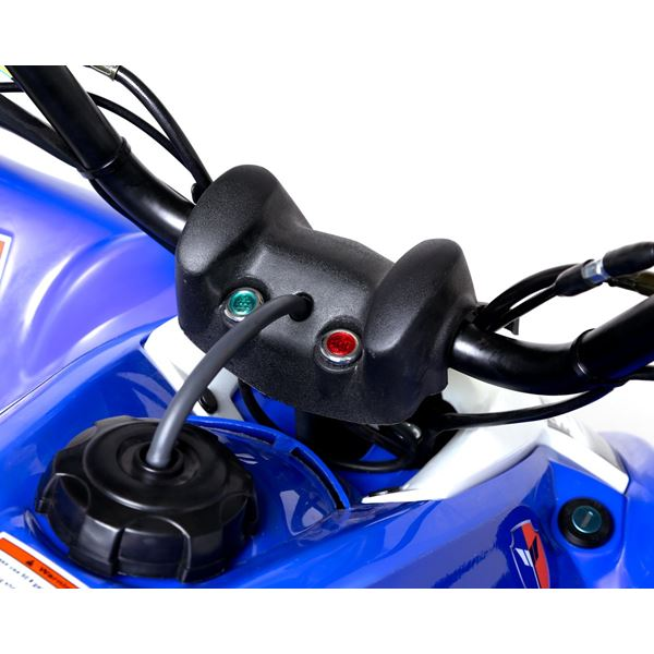 Pentora 125cc Blue Sports Youth Quad Bike
