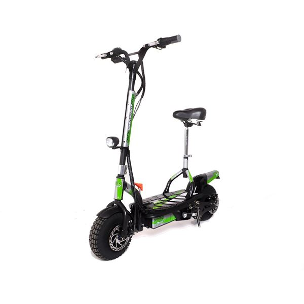 Uber Scoot Cruzz 36 Volt 1000W Electric Scooter Powerboard