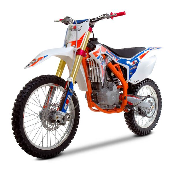M2R Racing Warrior J1 250cc 21/18 96cm Dirt Bike