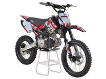 M2R Racing KM140MX 140cc 17/14 86cm Red Dirt Bike