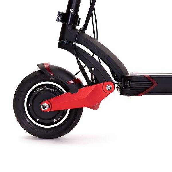 Zero 10X 52v 18AH 2000w Twin Motor Electric Scooter