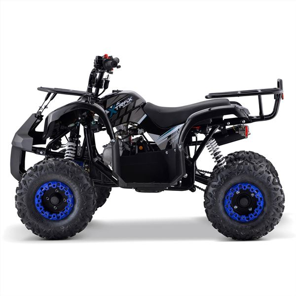 FunBikes Xtrax 125cc Petrol Blue Kids Quad Bike