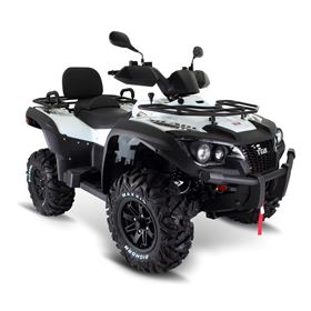 TGB Blade 1000LT IRS EFI 4x4 White Utility Road Legal Quad Bike