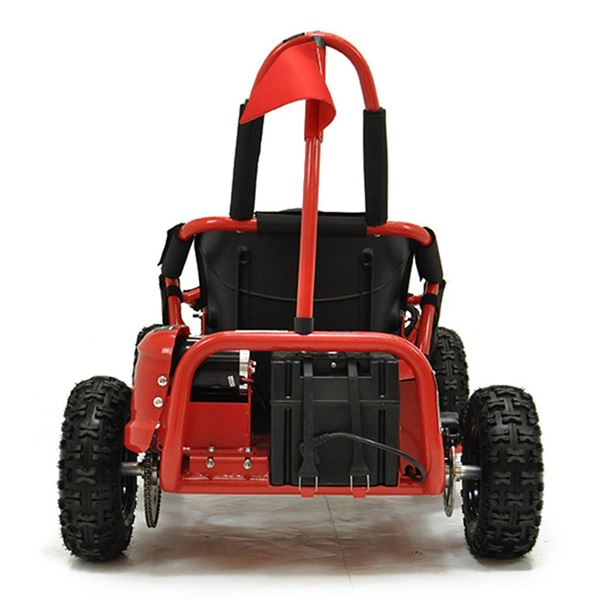 FunBikes Funkart 1000w Electric Red Kids Mini Go Kart