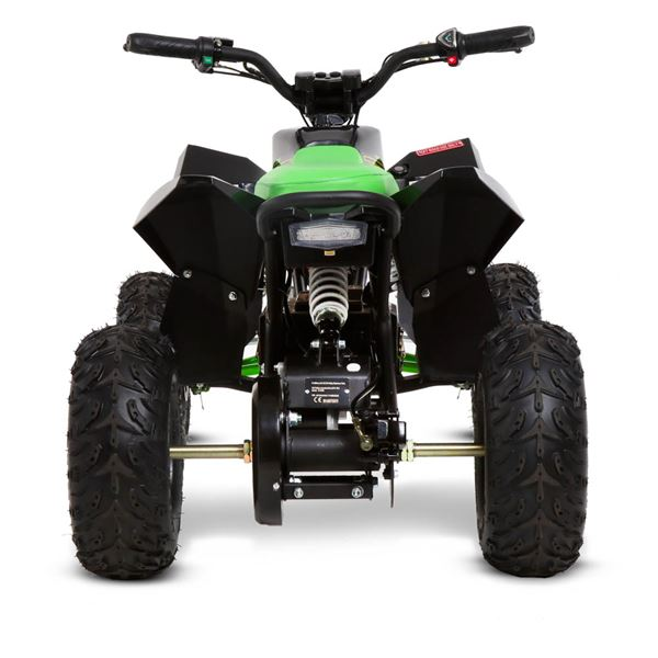 FunBikes T-Max Roughrider 1000w Electric Green Kids Quad Bike