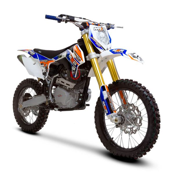 M2R Racing Warrior 250cc J2 19/16 88cm Dirt Bike