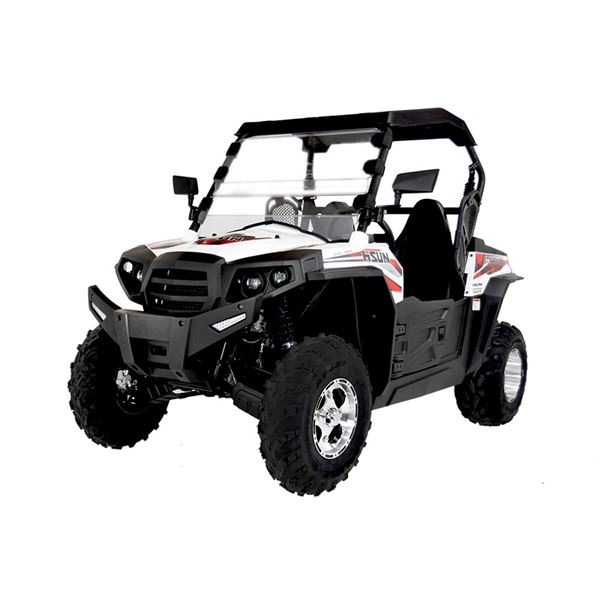 Hisun Strike 250cc White Road Legal Off Road Buggy