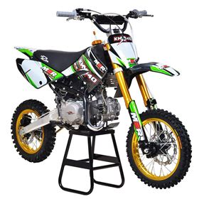 M2R Racing KMX140 140cc 82cm Carbon Limited Edition Pit Bike