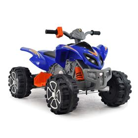 FunBikes Blue Electric Ride On Quad