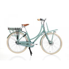 Beaufort Soho 468 250w Sky Blue Electric Commuter Bike