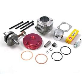 Mini Moto, Quad, Motard, Dirt Bike High Performance Head Kit Red