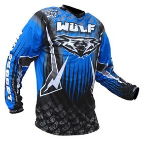 Wulfsport Arena Race Shirt Blue
