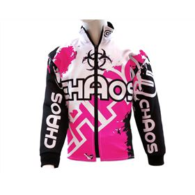 Chaos Kids Off Road Jacket Pink