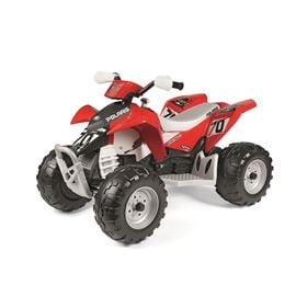 Peg Perego Polaris Outlaw 330w Kids 12v Ride On Quad