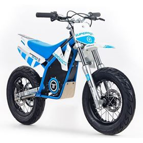 Torrot S12 48v 61cm Electric Kids Supermoto Mini Bike