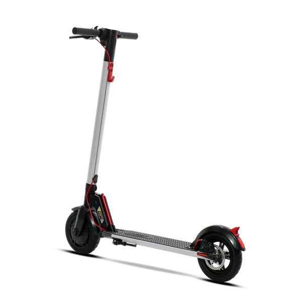 Gotrax GXL V2 Grey 250W 36v Lithium Folding Electric Scooter