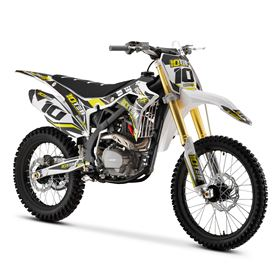 Genuine SLAM Bikes MXR 160 Exhaust Muffler End Can