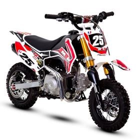 M2R Racing 90R 90cc Motorbike 62cm Semi-Automatic Mini Pit Bike