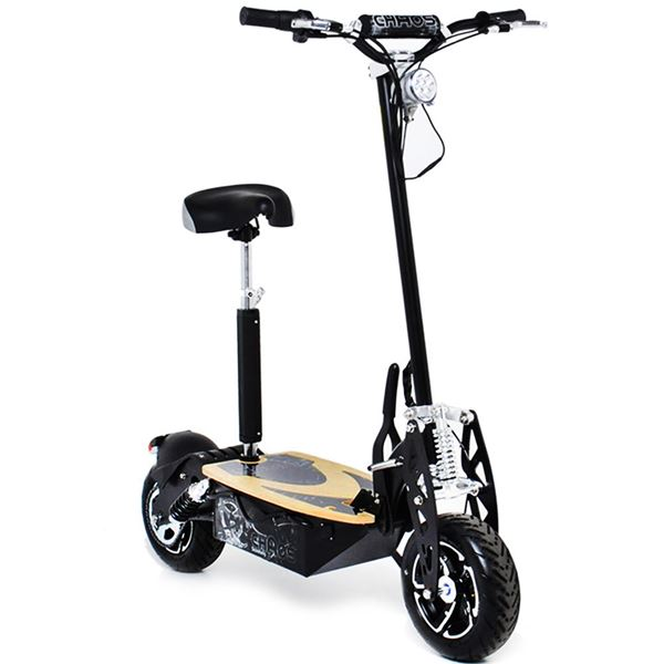 Chaos Sport 48 Volt 1600W Electric Scooter Big Wheel Powerboard