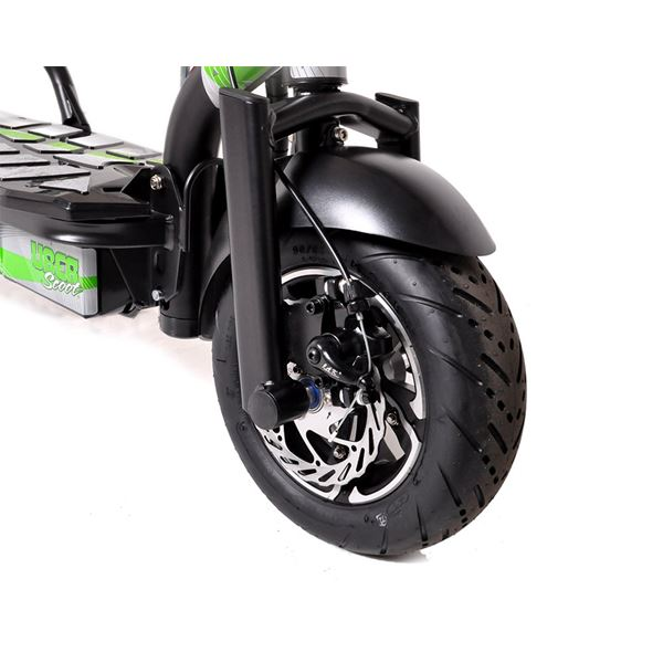 Uber Scoot Cruzz 36 Volt 1000W Electric Scooter Powerboard C9316 Tyre