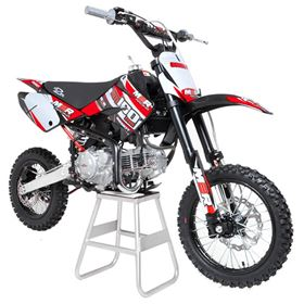 M2R Racing KM160MX 160cc 82cm Red Pit Bike