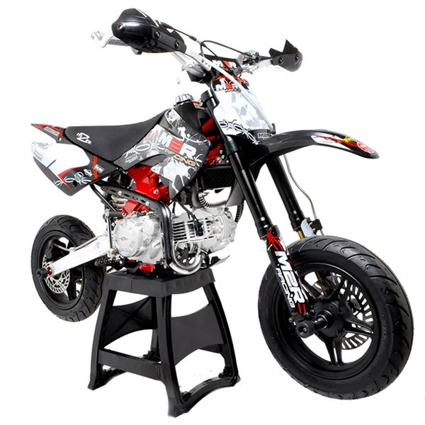 M2R Racing KM160SM 160cc 82cm Supermoto Pit Bike