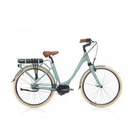 Beaufort Belmonte 420 250w Sky Blue Electric Commuter Bike