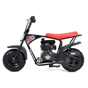 Baja Big Wheel Black 80cc 59cm All Terrain Kids Sand Bike