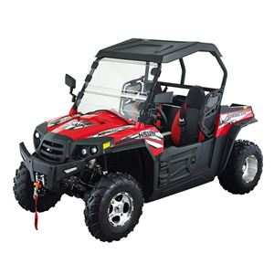 Hisun Strike 250cc Road Legal Off Road Buggy