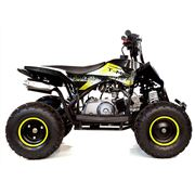 FunBikes 70cc T-Max Yellow Kids Quad Bike