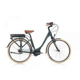 Beaufort Belmonte 420 250w Grey Electric Commuter Bike