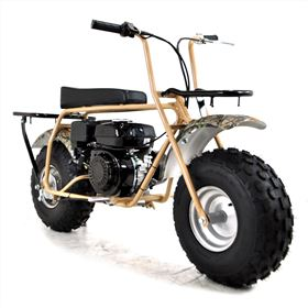 Baja Big Wheel 200cc 72cm Camo All Terrain Sand Bike