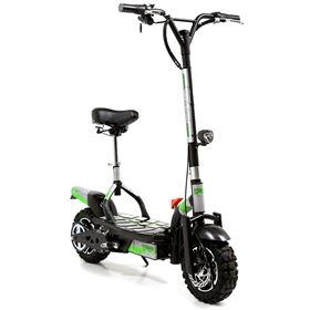 Uber Scoot Cruzz 36 Volt 1000W Electric Scooter Powerboard C858 Tyre