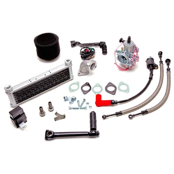 Pit Bike Engine 140cc DTE140 YX140 Full Kit