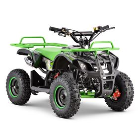 FunBikes Ranger 50cc Green Kids Petrol Mini Quad Bike