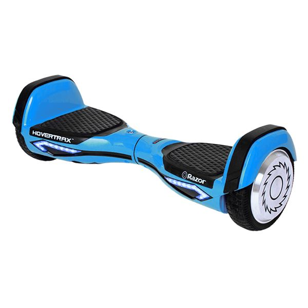 Razor Hovertrax 2.0 Hoverboard Blue Self-Balancing Smart Scooter